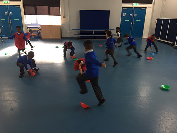Cups and Saucers ,photo credit PHYSICAL EDUCATION