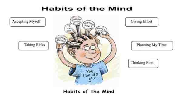 Habits of the mind, Photo credit Samford State School
