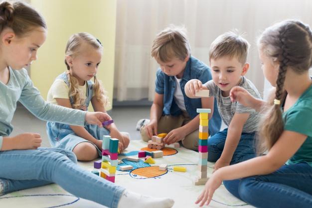 Communication between children